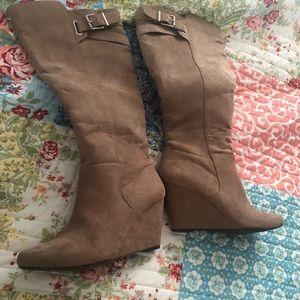 Jessica Simpson Renice Wedge Boots